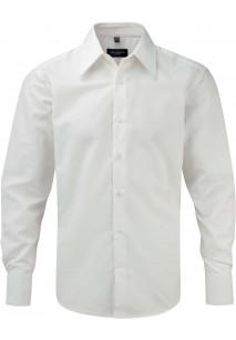Men's Long-Sleeved Tencel Shirt