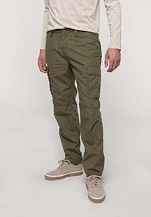 Men's lightweight multipocket trousers