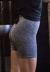 Fade-out seamless short
