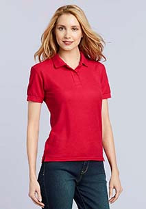 Dryblend Ladies' Piqué Polo Shirt