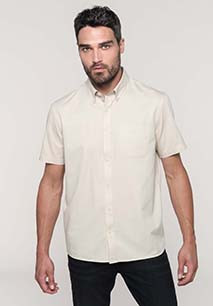 Men's Ariana III short sleeve cotton shirt