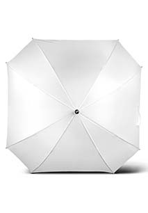 Square golf umbrella