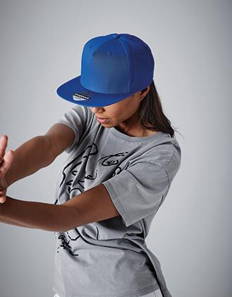 5-panel rapper cap