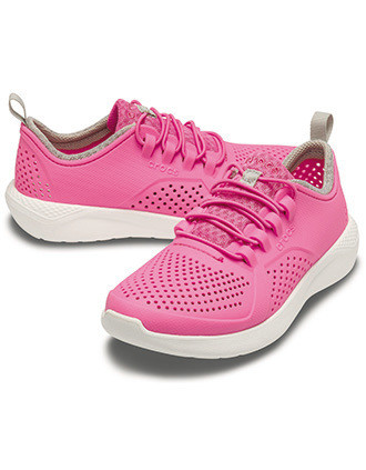 Kids' Crocs™ LiteRide™ Pacer trainers