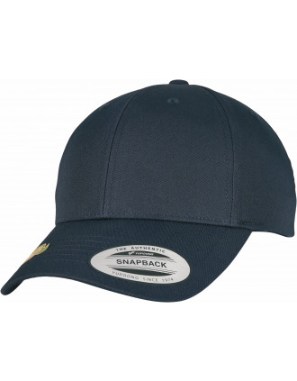 Recycled poly twill cap