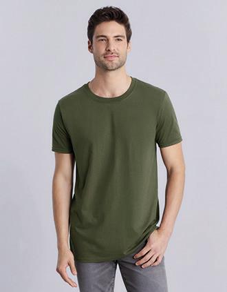 Softstyle Crew Neck Men's T-shirt