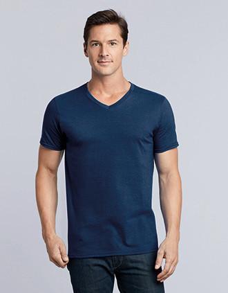 Men's Softstyle V-neck T-shirt