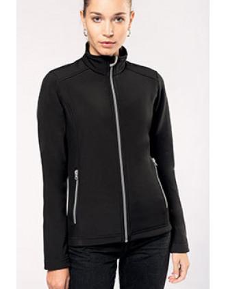 Ladies' 2-layer softshell jacket