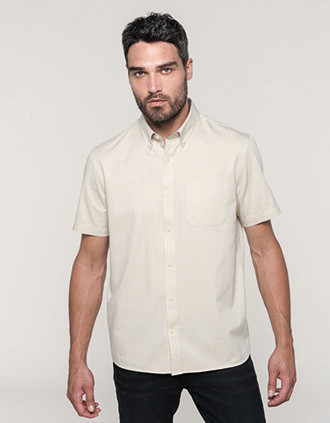 Men's Ariana III short sleeve cotton shirt