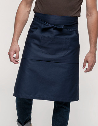 Cotton long apron