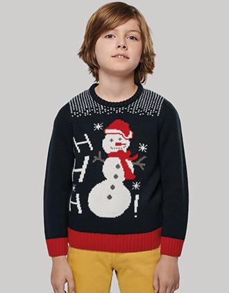 Kids' Ho Ho Ho jumper