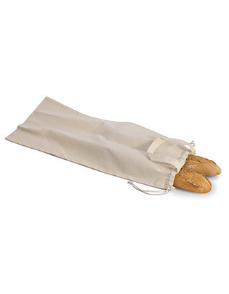 Organic cotton bread bag