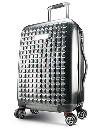 Extra large trolley suitcase