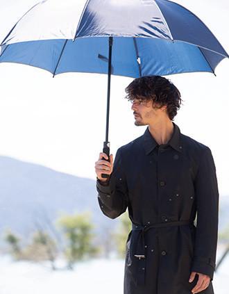 Automatic golf umbrella