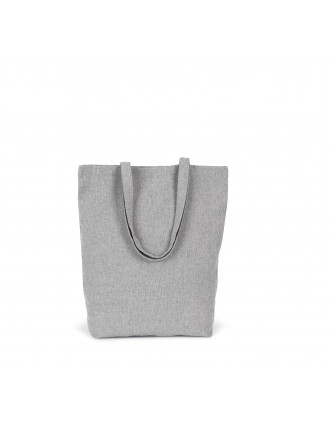 Hand-woven shopping bag