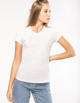 Ladies' vintage short sleeve t-shirt