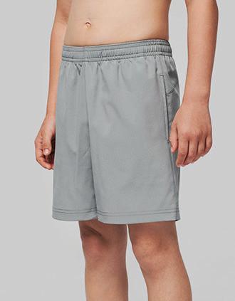 Kids' performance shorts