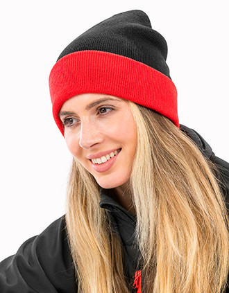 Classic recycled beanie