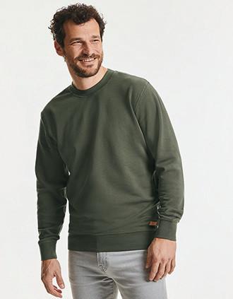 Pure Organic reversible sweatshirt