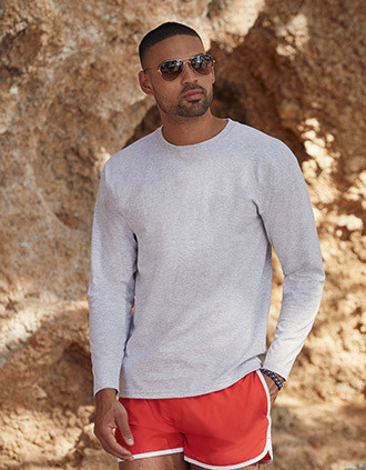 Men's Valueweight long-sleeved T-Shirt (61-038-0)