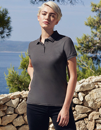 Premium ladies' polo shirt