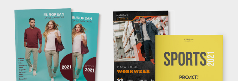 Our catalogs